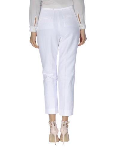 Фото 2 - Повседневные брюки от MIRA MIKATI белого цвета
