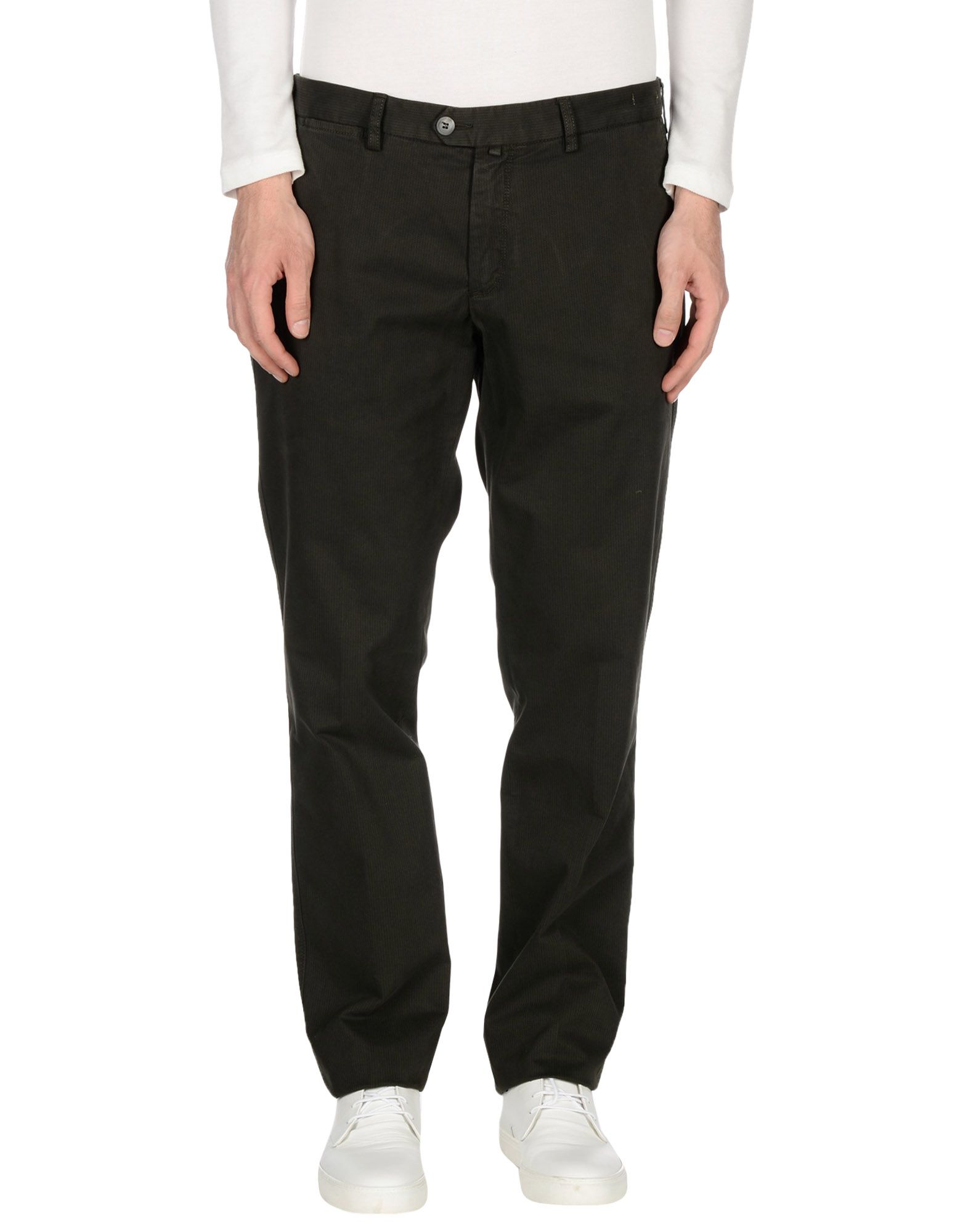 CHINOS & COTTON Повседневные брюки barbour pleated chinos stone