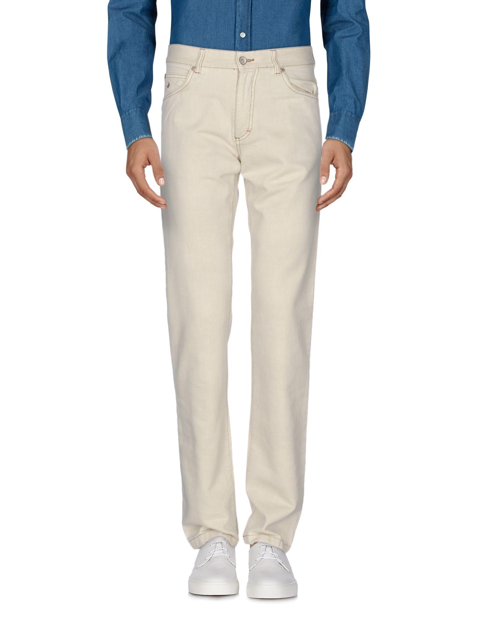 BROOKSFIELD ROYAL BLUE Повседневные брюки цены онлайн