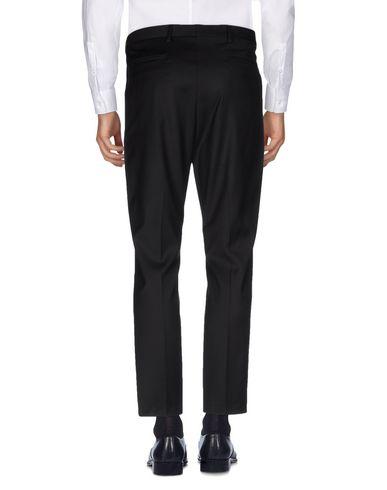 Фото 2 - Повседневные брюки от WHY NOT BRAND черного цвета