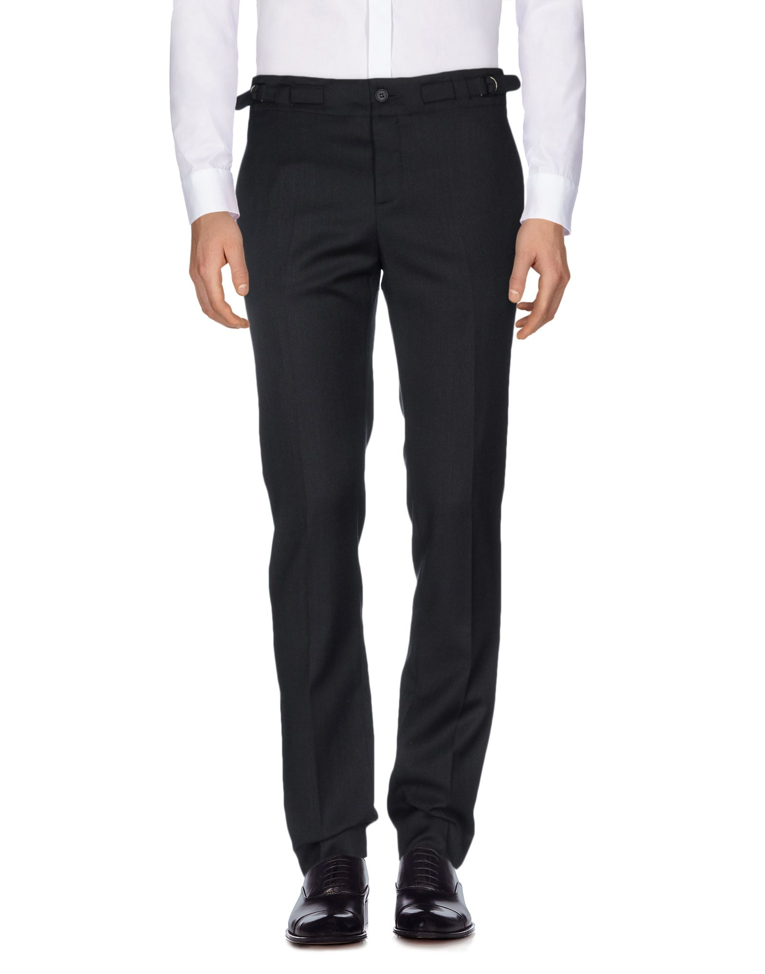 FAÇONNABLE Casual Pants in Black
