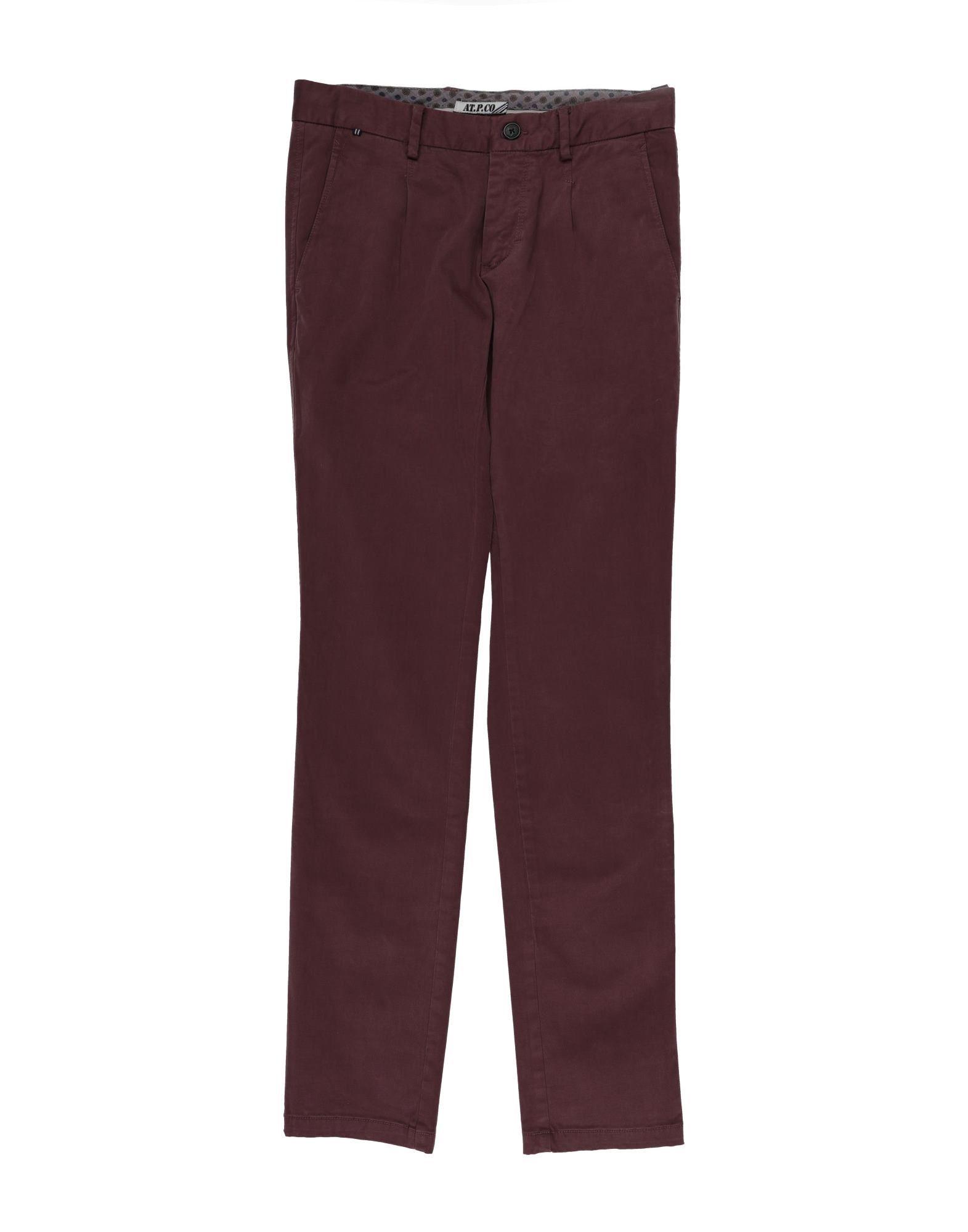 AT.P.CO Повседневные брюки брюки fmj брюки