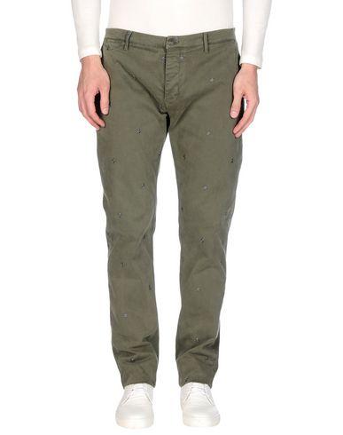 Купить Повседневные брюки от MACCHIA J цвет зеленый-милитари