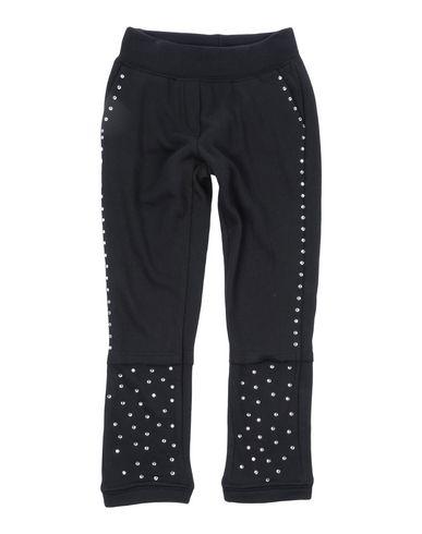 MONNALISA Mädchen Hose Schwarz Größe 4 85% Modal 15% Polyester