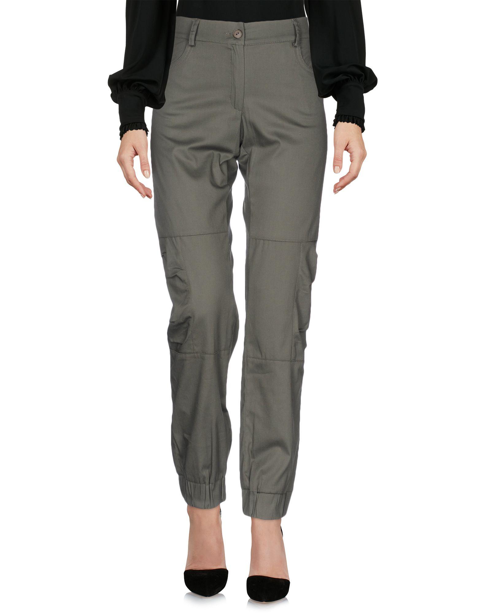 EVA WEEK-END Повседневные брюки