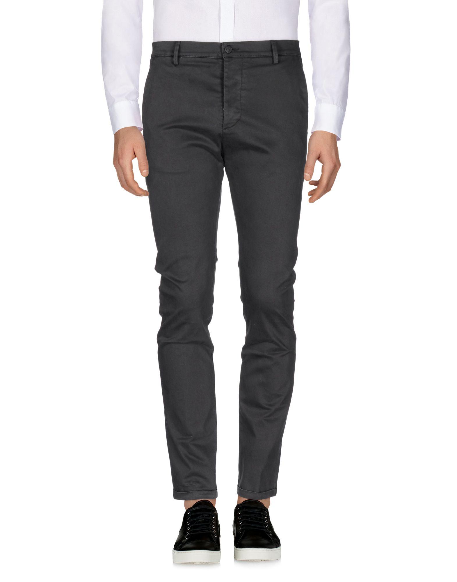 GREY DANIELE ALESSANDRINI Повседневные брюки цена 2017