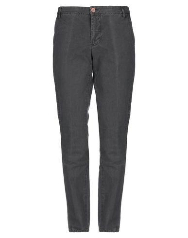 Фото - Повседневные брюки от DIMATTIA свинцово-серого цвета