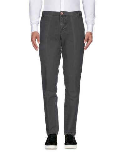 Фото 2 - Повседневные брюки от DIMATTIA свинцово-серого цвета