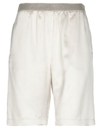 BRUNELLO CUCINELLI TROUSERS Bermuda shorts Women