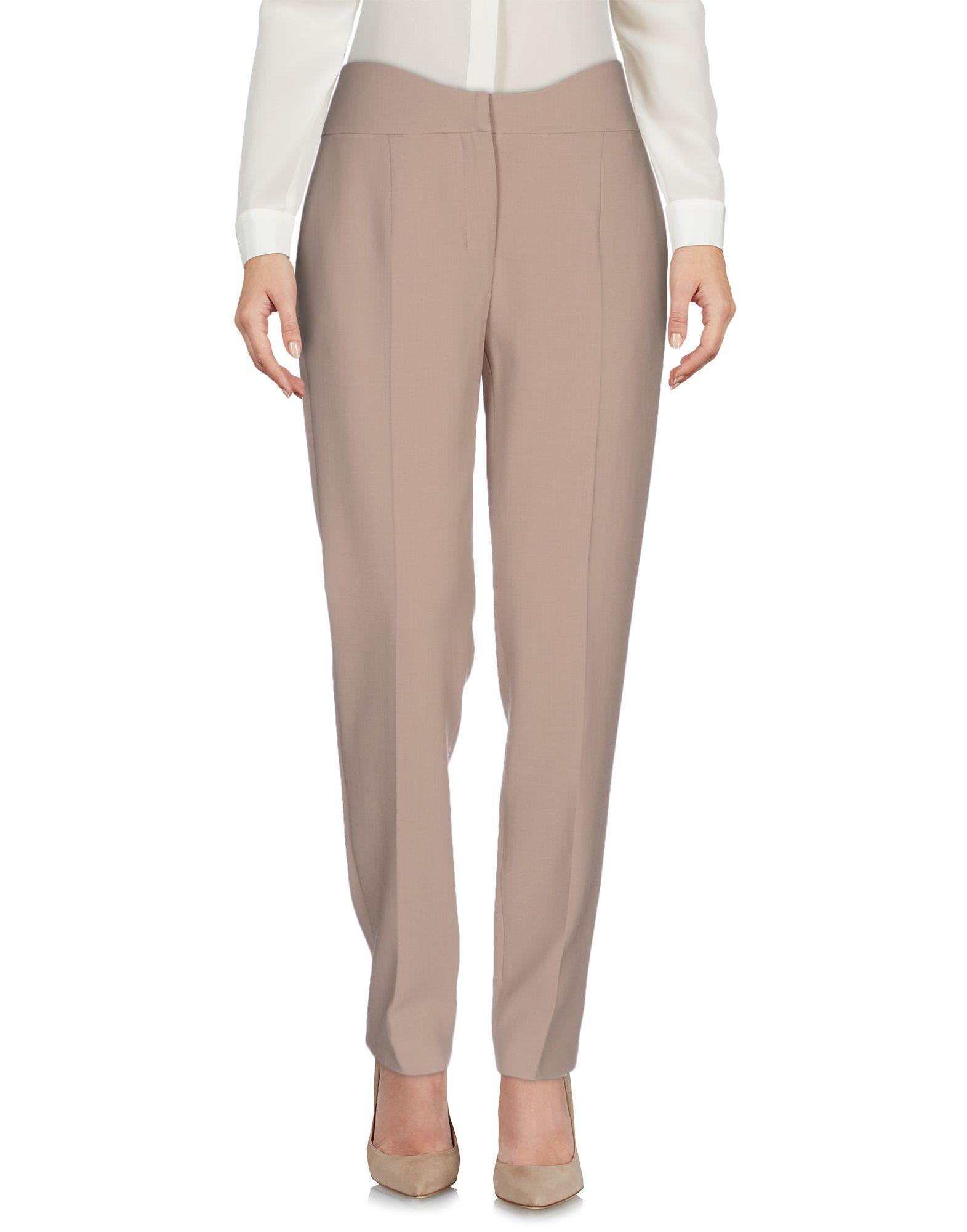 купить AGNONA Повседневные брюки по цене 25650 рублей