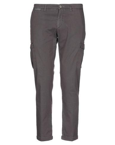 Фото - Повседневные брюки от ELEVENTY свинцово-серого цвета