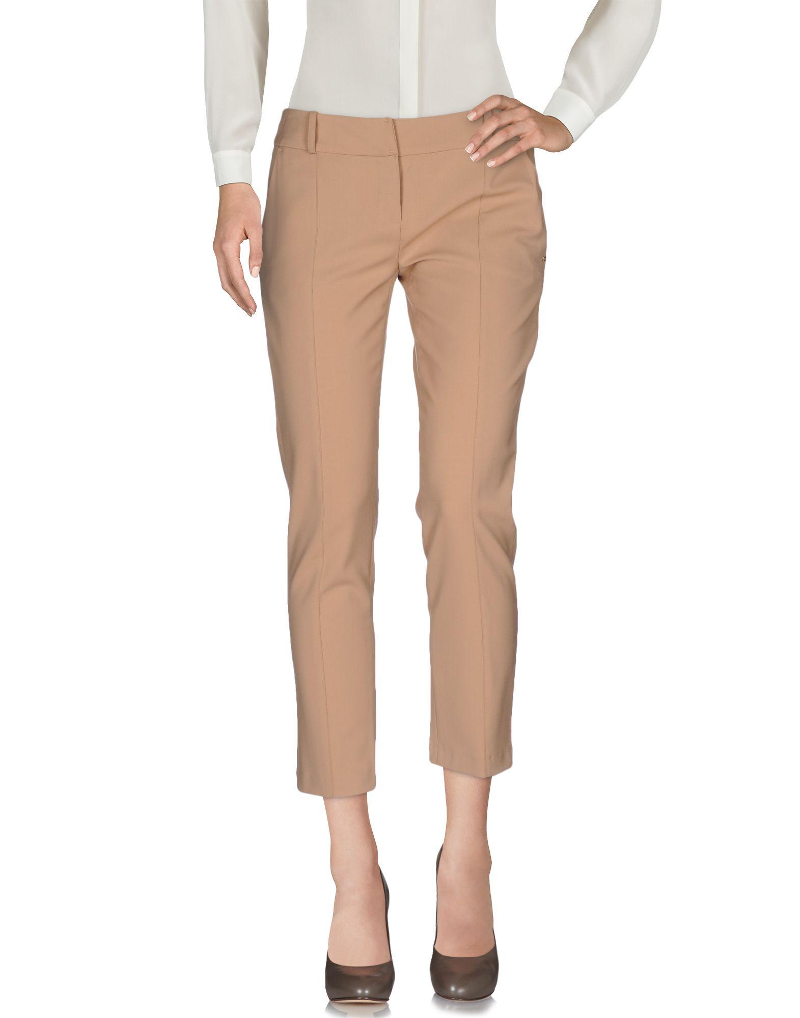 цена на ELISABETTA FRANCHI 24 ORE Повседневные брюки