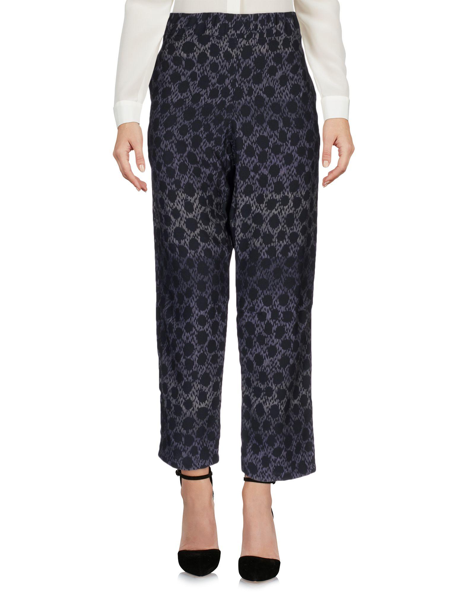 OTTOD'AME Повседневные брюки hanui повседневные брюки