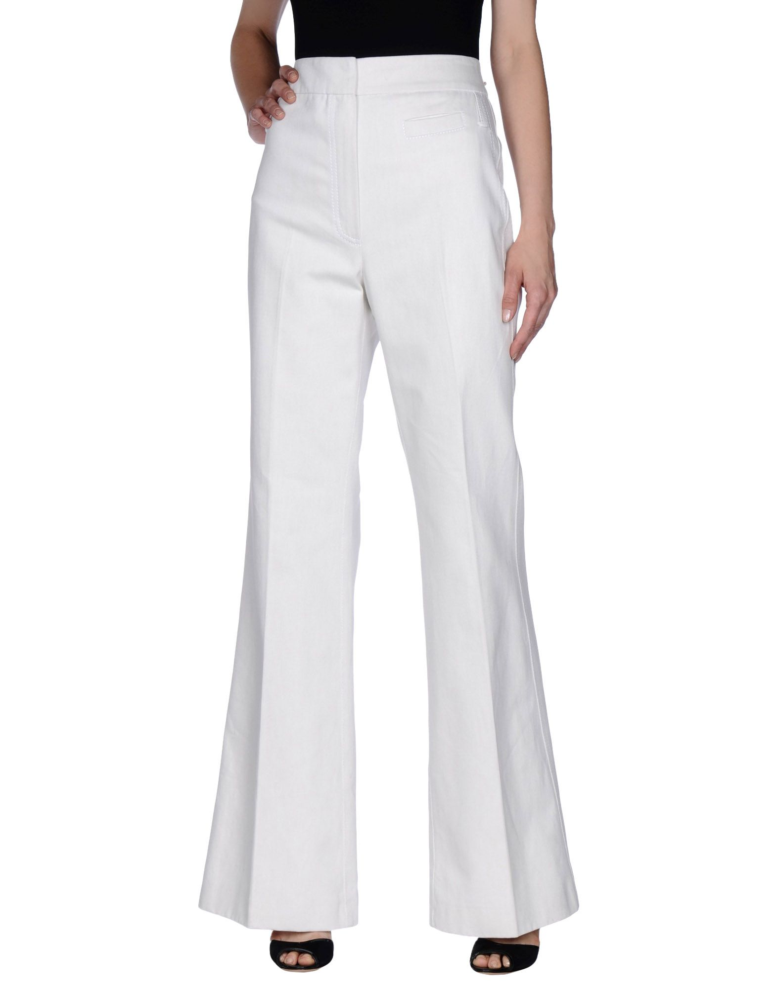 VANESSA BRUNO Джинсовые брюки dismero джинсовые брюки