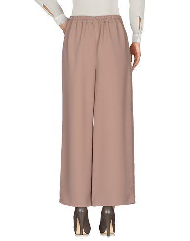 Фото 2 - Повседневные брюки от TOLÈRANCE цвет верблюжий