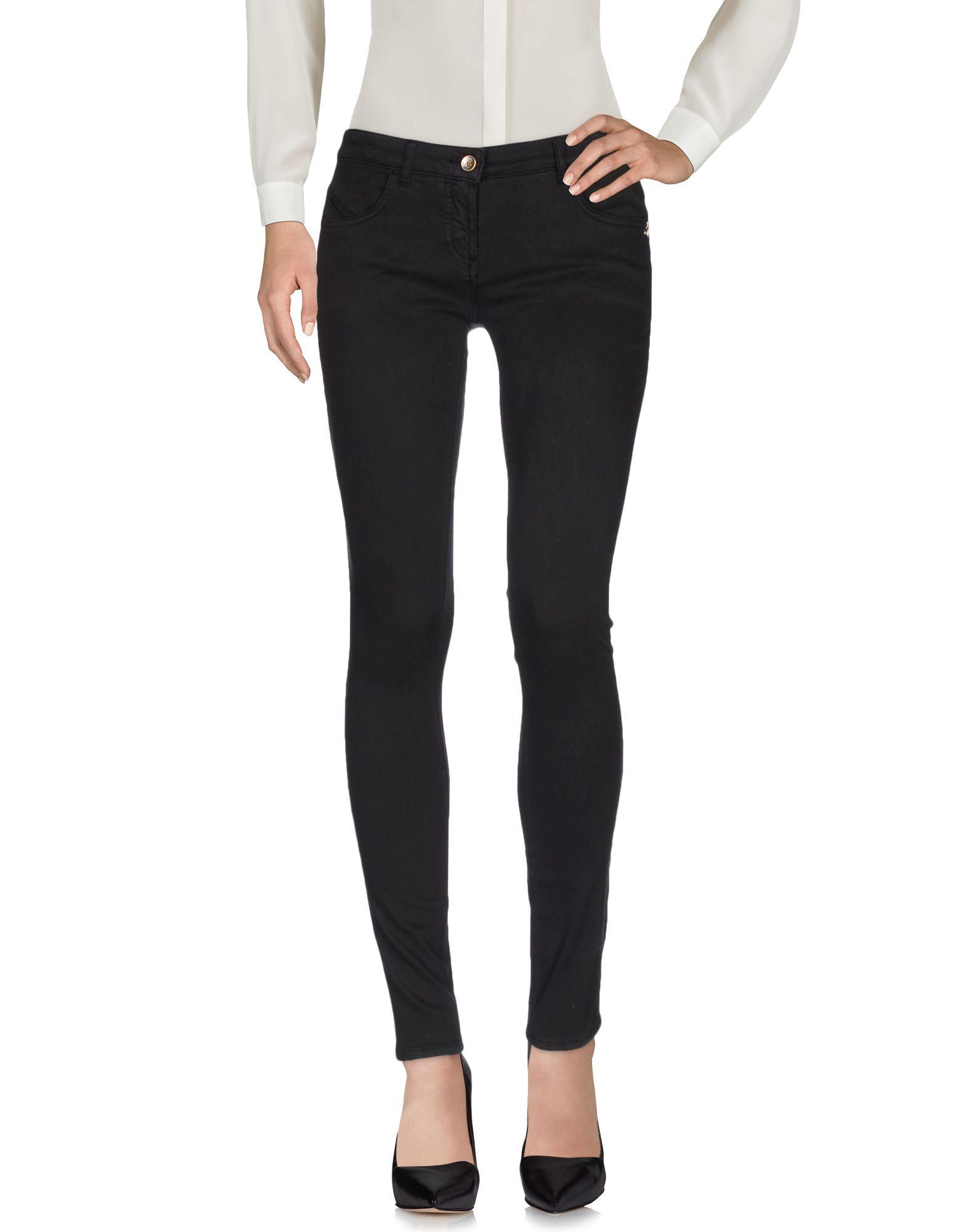 PATRIZIA PEPE Повседневные брюки patrizia pepe облегающие 5 карманные джинсы стрейч page 6 page 2