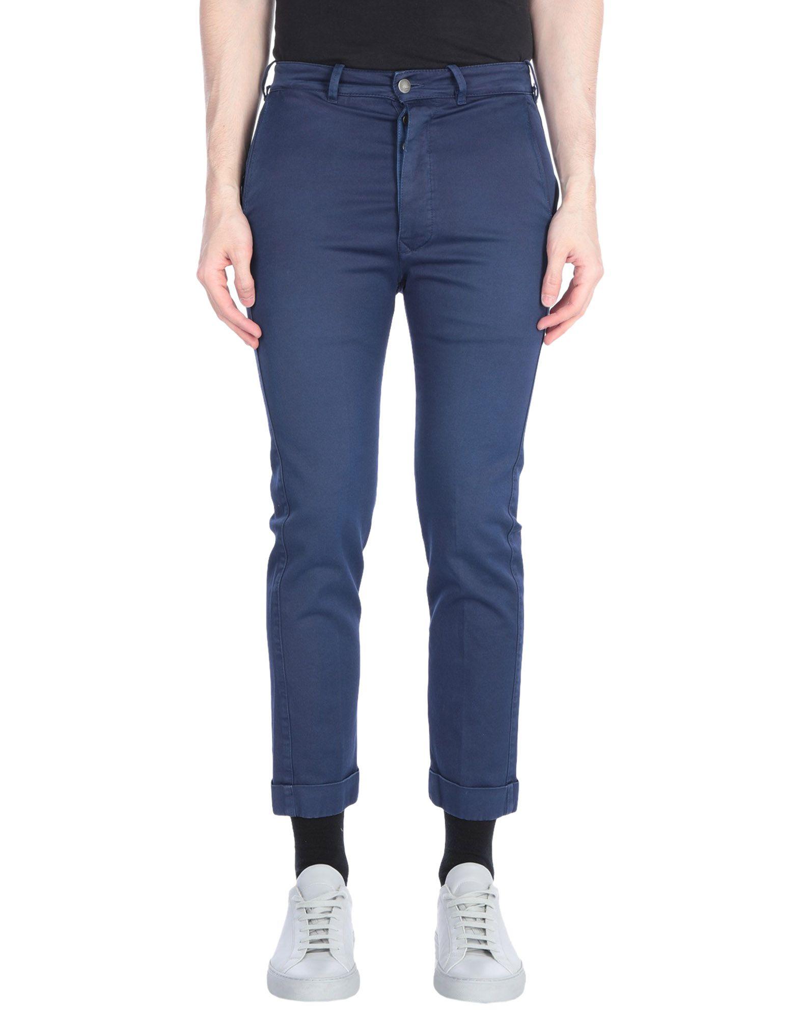 (+) PEOPLE Повседневные брюки lamania повседневные брюки