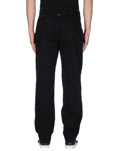 Фото 2 - Повседневные брюки от HABANA JAGGY черного цвета