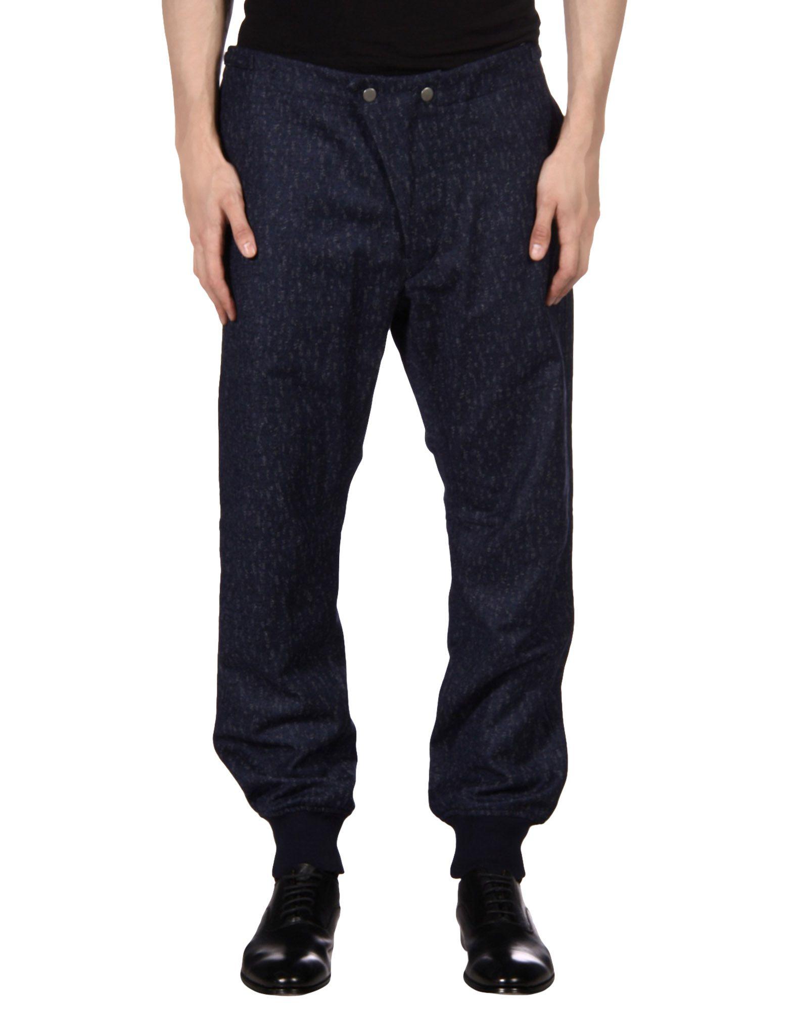 CADET Casual Pants in Dark Blue
