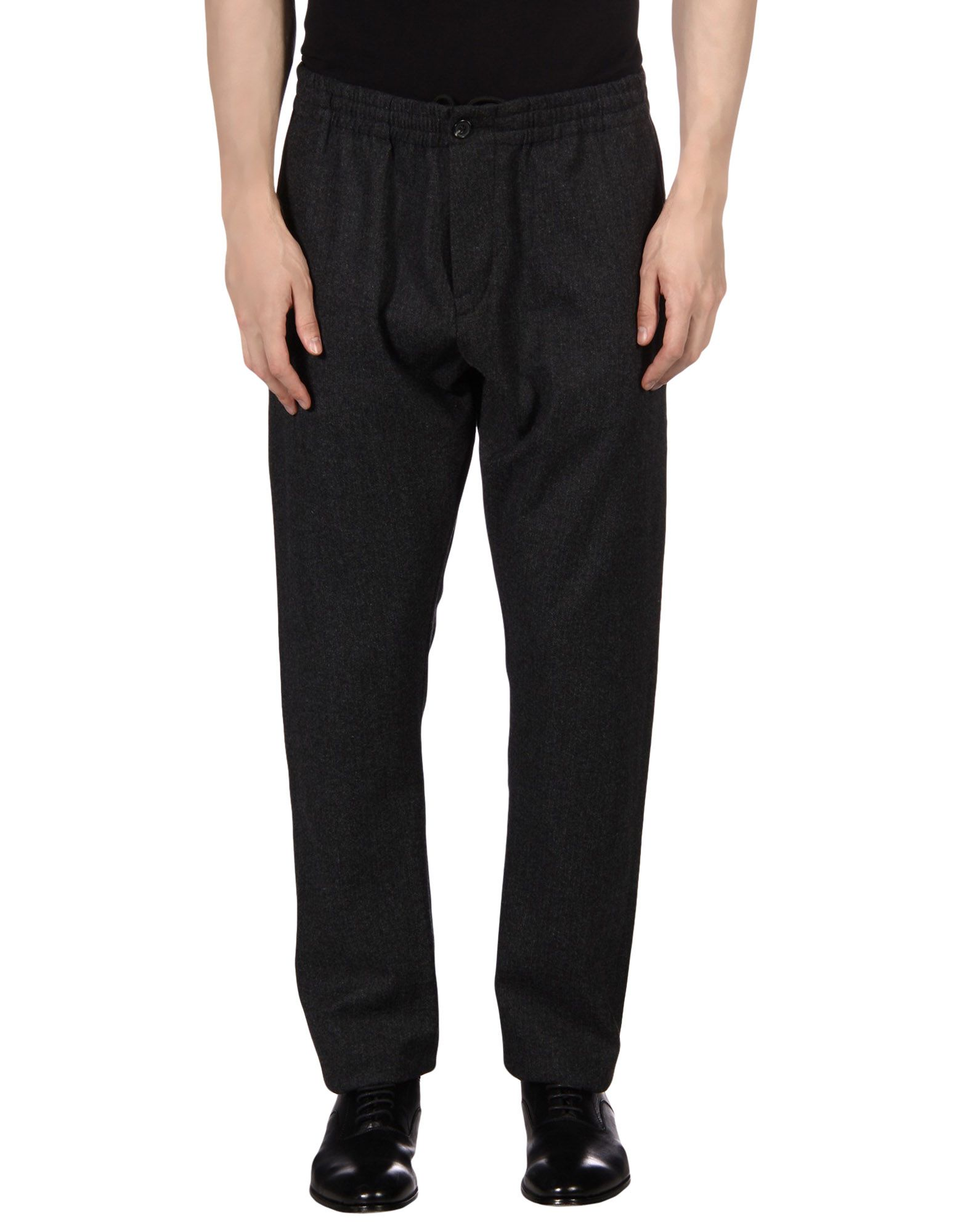 CADET Casual Pants in Lead