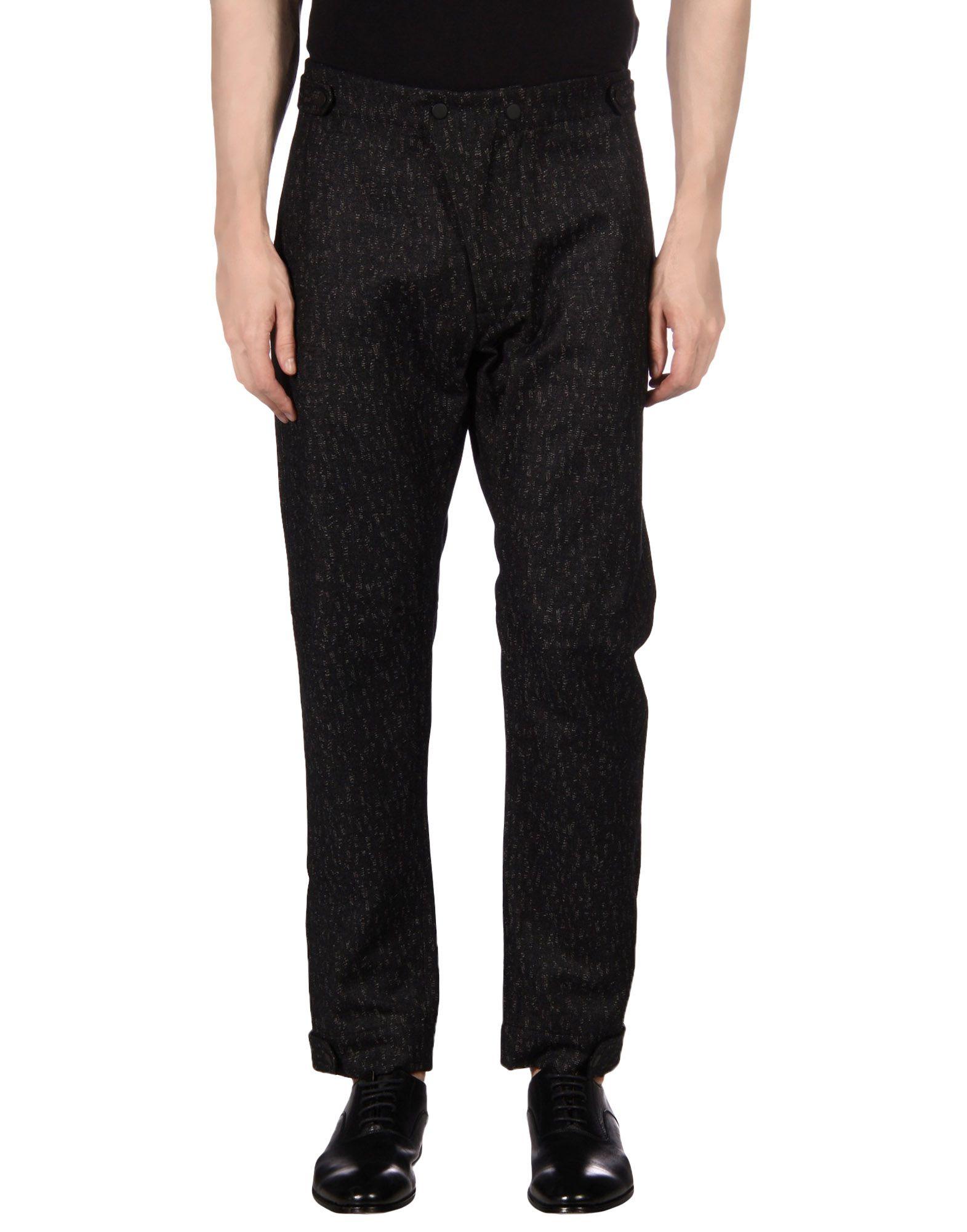 CADET Casual Pants in Steel Grey