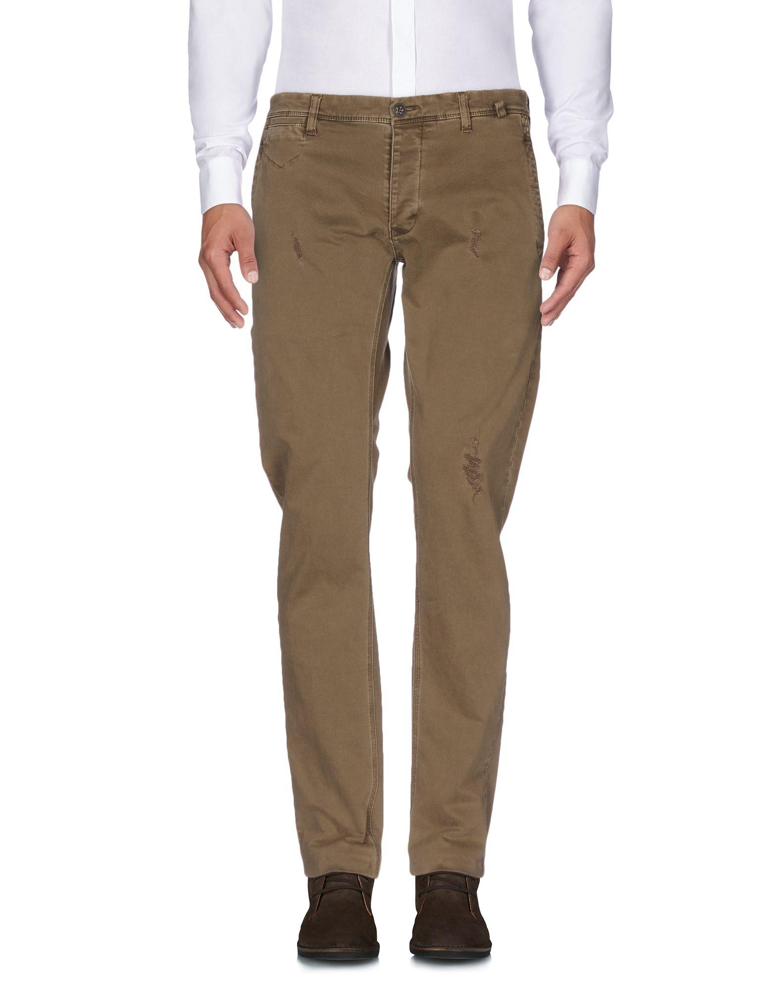 MACCHIA J Повседневные брюки 19 70 genuine wear повседневные брюки