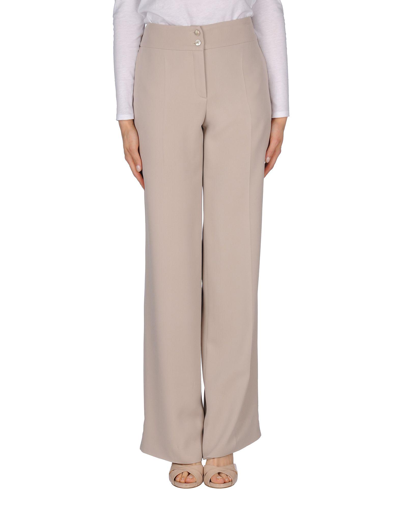 цены на BLUMARINE Повседневные брюки  в интернет-магазинах