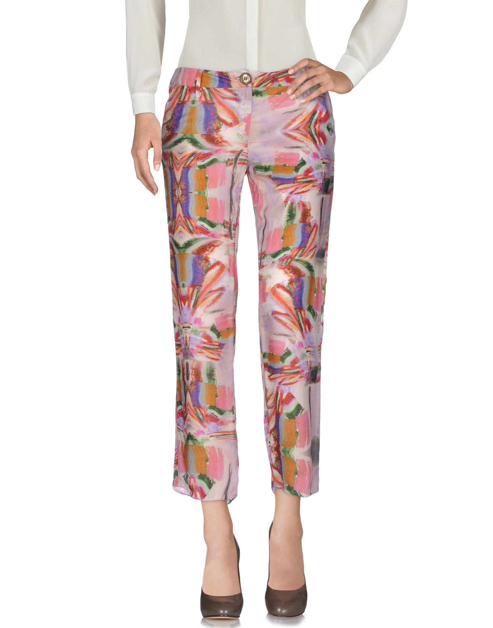 где купить  KRISTINA TI Повседневные брюки  по лучшей цене