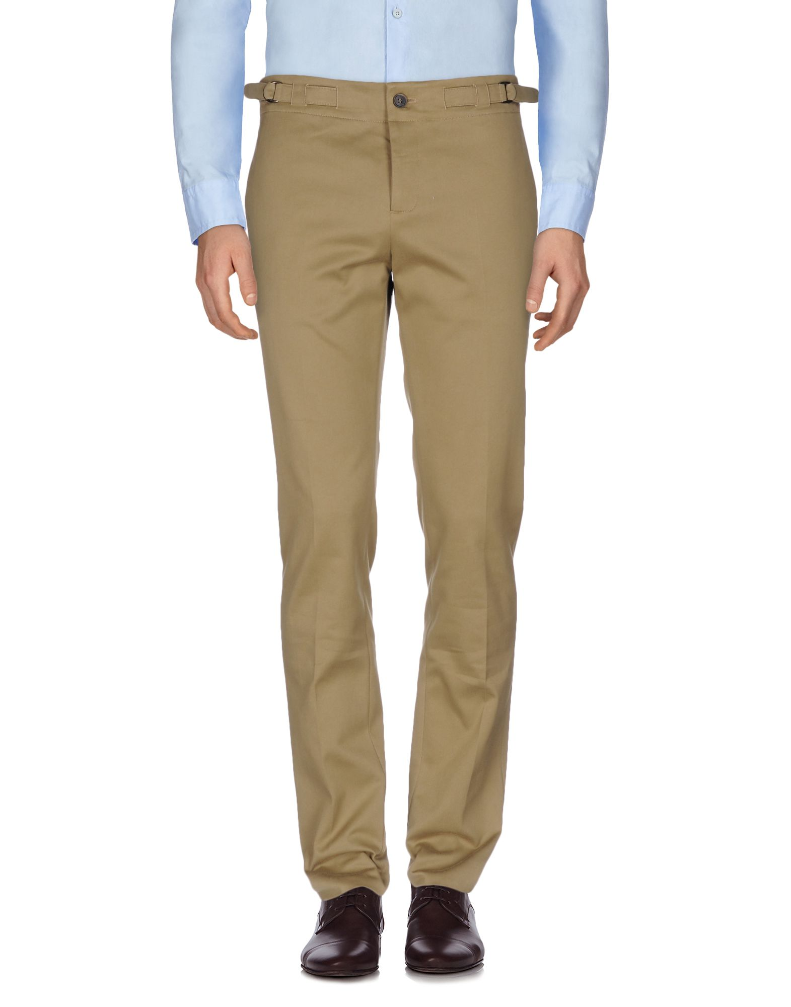 FAÇONNABLE Casual Pants in Beige