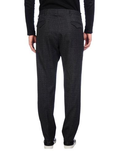 Фото 2 - Повседневные брюки от IRON TREVOR темно-синего цвета