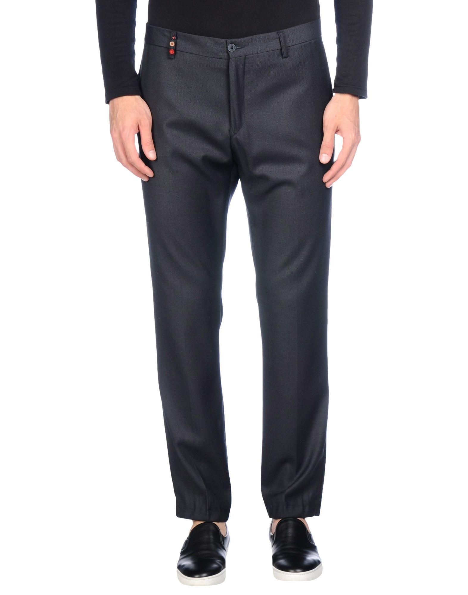 цена IRON TREVOR Повседневные брюки онлайн в 2017 году