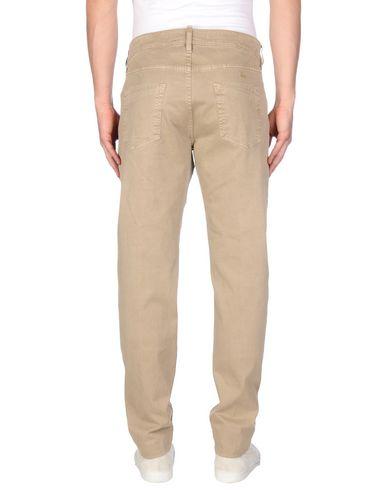 Фото 2 - Повседневные брюки от BIANCHETTI бежевого цвета