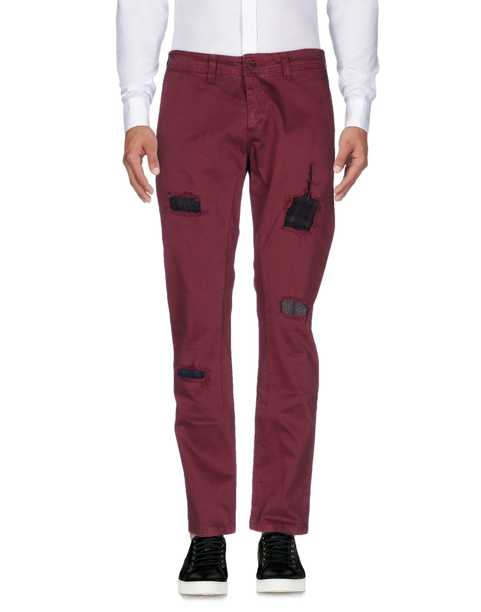 TREDICI D13 Повседневные брюки цена 2017
