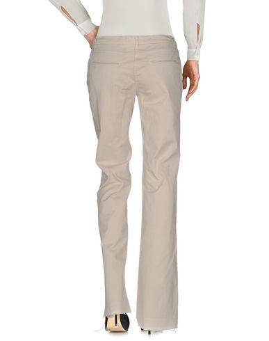 Фото 2 - Повседневные брюки от RUBINIA светло-серого цвета