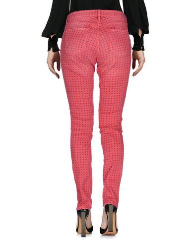 Фото 2 - Повседневные брюки от WAS кораллового цвета