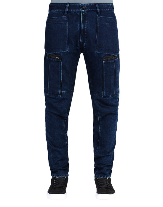Jeans 30434  POLYPROPYLENE DENIM STONE ISLAND - 0