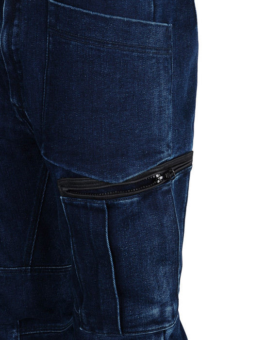 36877766nw - TROUSERS - 5 POCKETS STONE ISLAND
