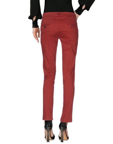 Фото 2 - Повседневные брюки от ANOTHER LABEL красно-коричневого цвета