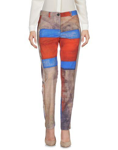 Повседневные брюки VIVIENNE WESTWOOD ANGLOMANIA 36878236FP