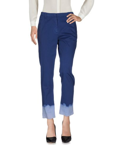 Фото - Повседневные брюки от ROOM 52 синего цвета