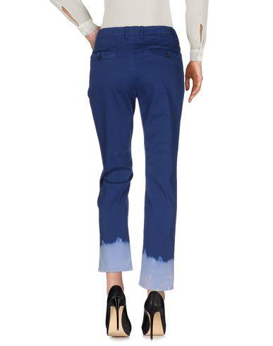 Фото 2 - Повседневные брюки от ROOM 52 синего цвета