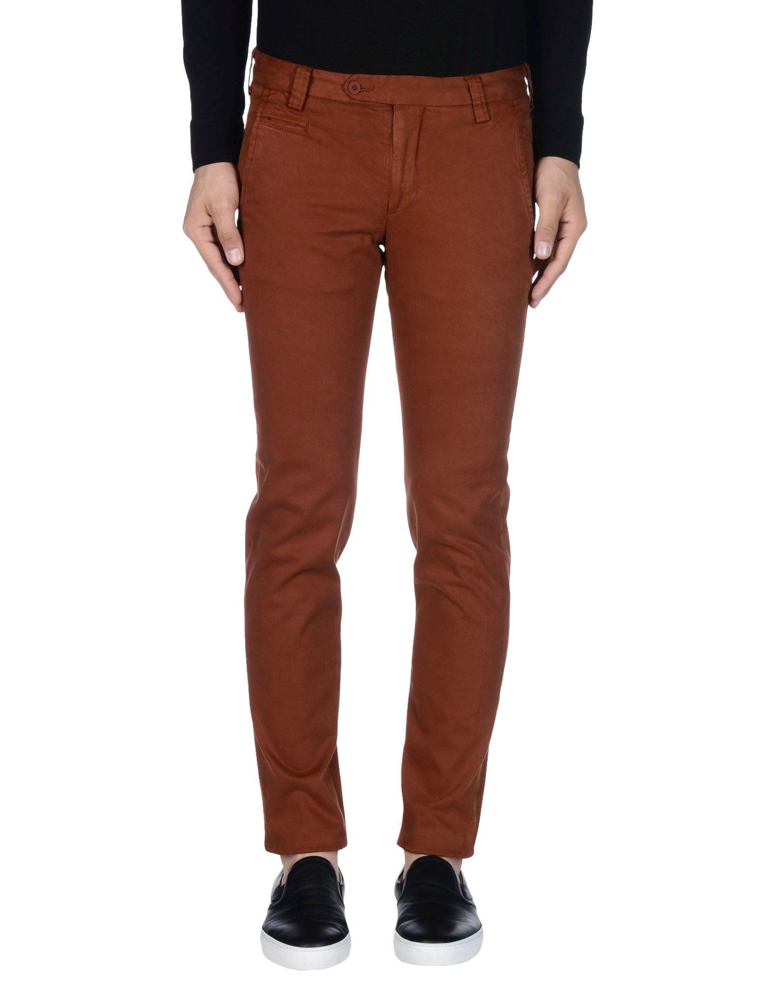 TREDICI D13 Повседневные брюки hitachi d13