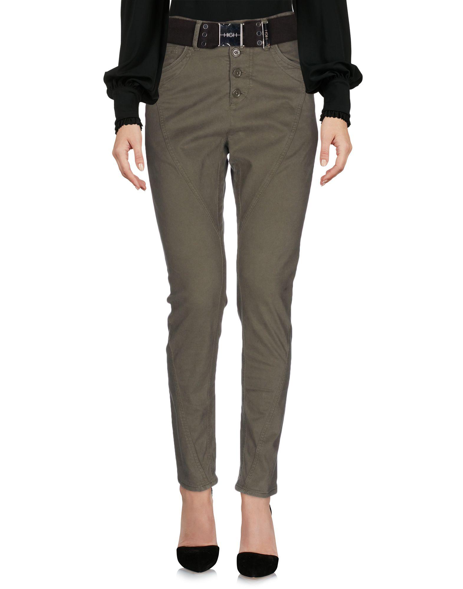 HIGH Повседневные брюки high efficiency 23 5