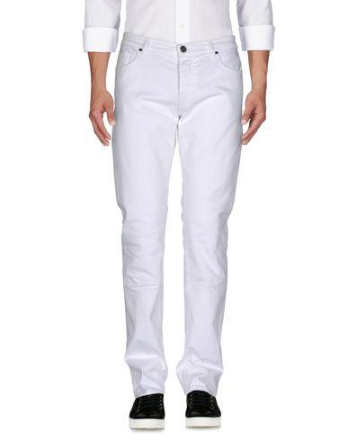 Джинсовые брюки BIKKEMBERGS 36887120BC