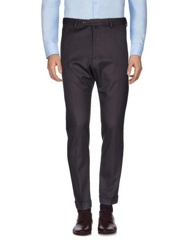 Фото - Повседневные брюки от SAISON темно-коричневого цвета
