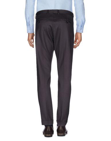 Фото 2 - Повседневные брюки от SAISON темно-коричневого цвета