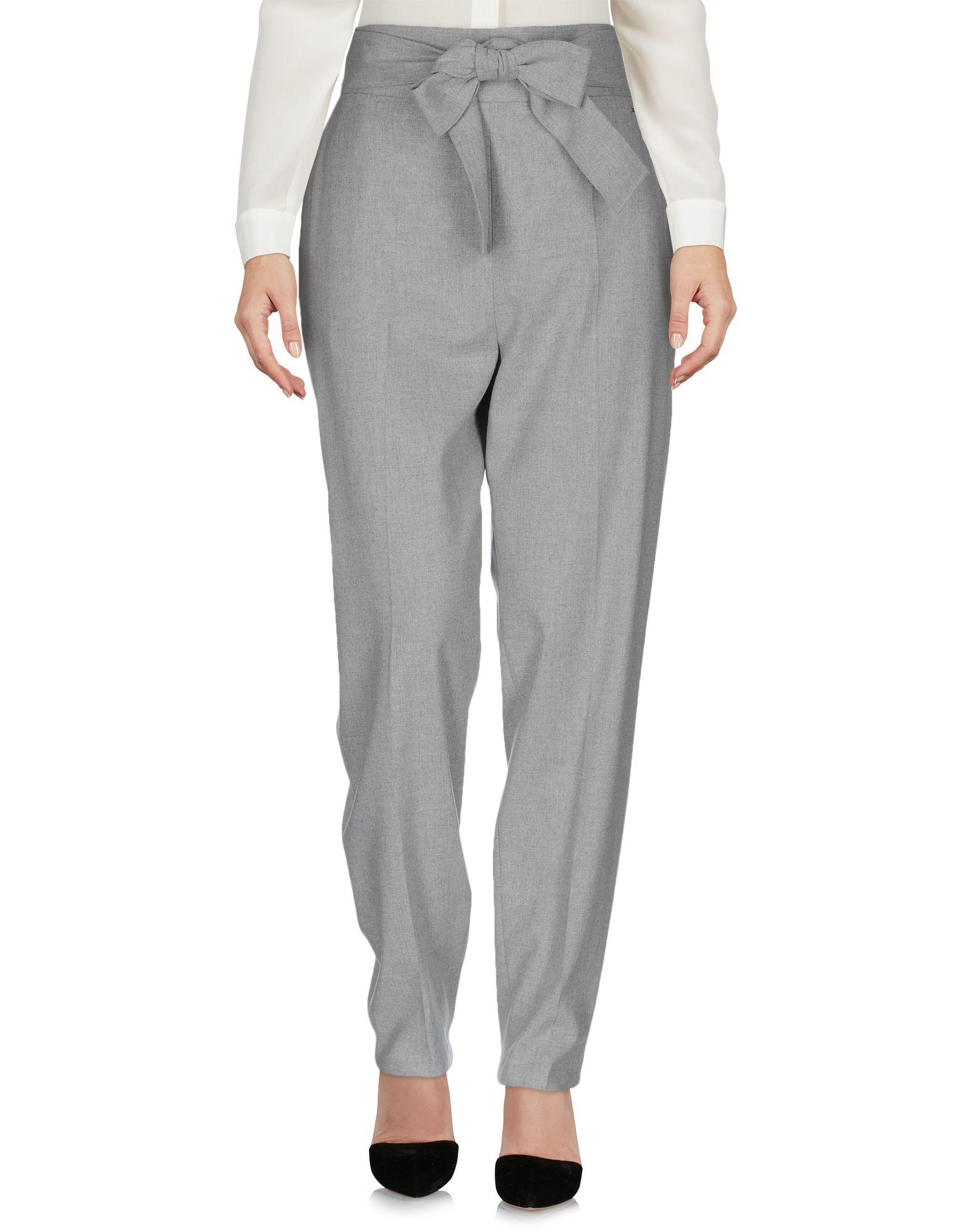 PEDRO DEL HIERRO Casual Pants in Light Grey