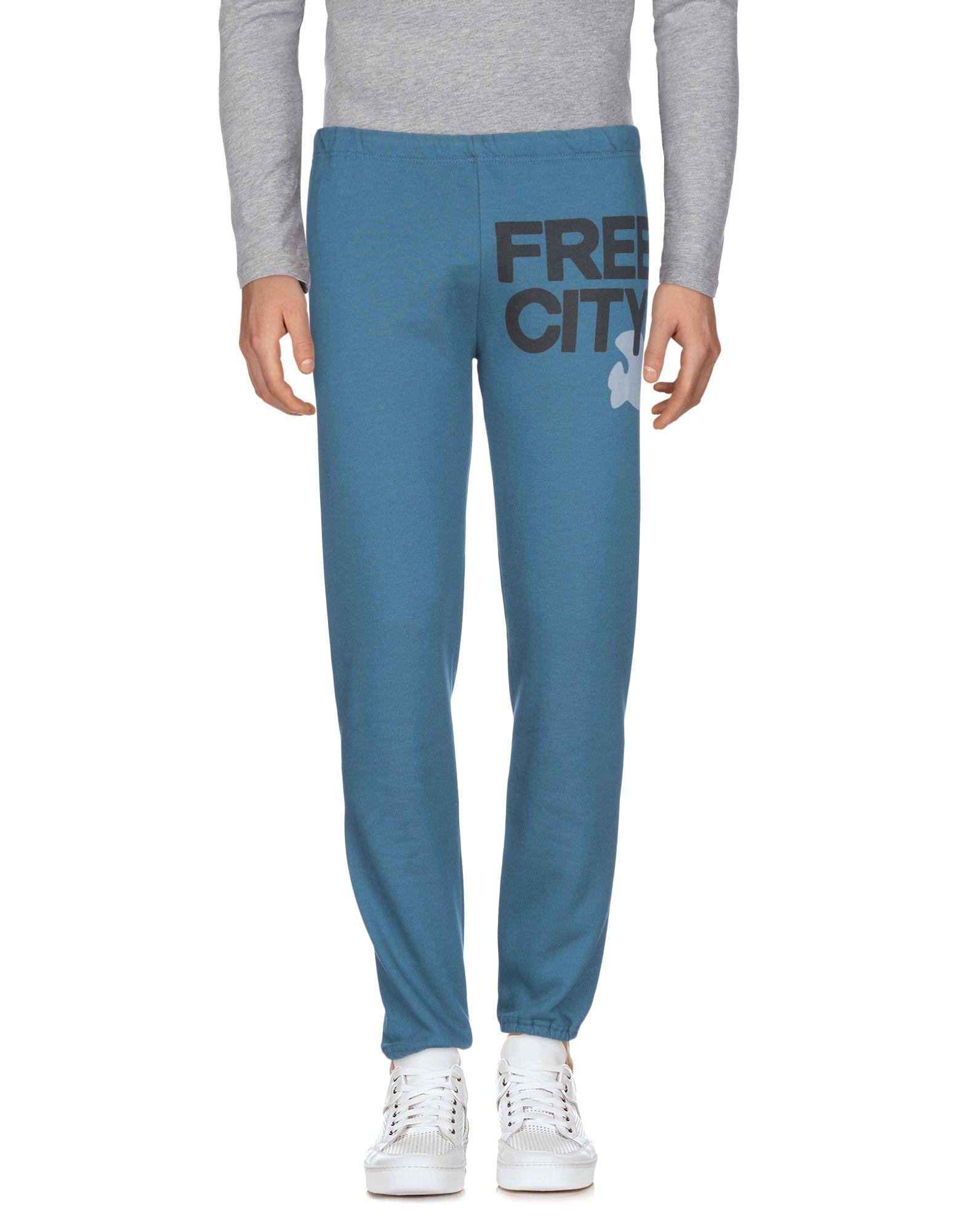 FREE CITY Повседневные брюки