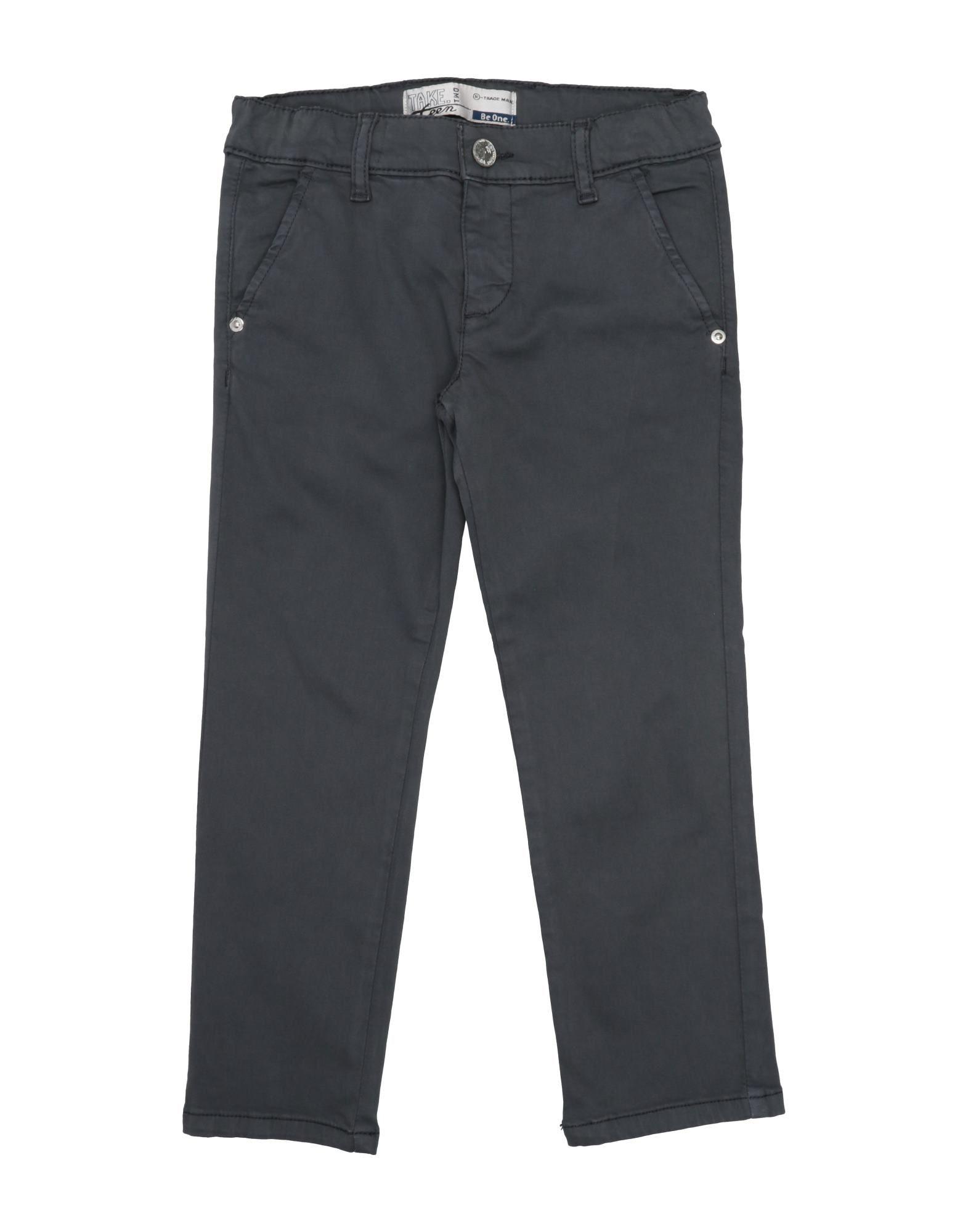 Take-two Teen Kids' Casual Pants In Gray