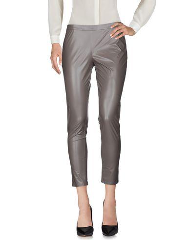 Фото - Повседневные брюки от REBEL QUEEN by LIU •JO серого цвета